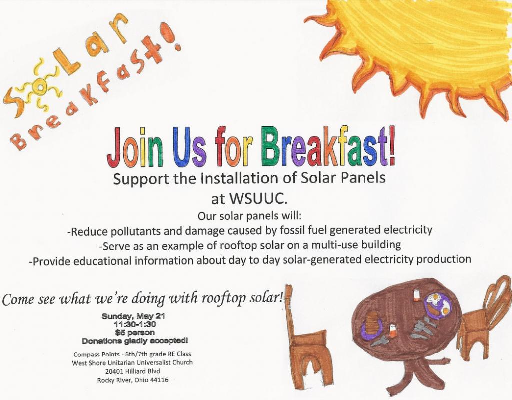 Solar Breakfast