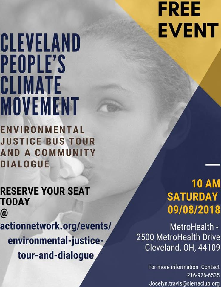 Environmental Justice Tour